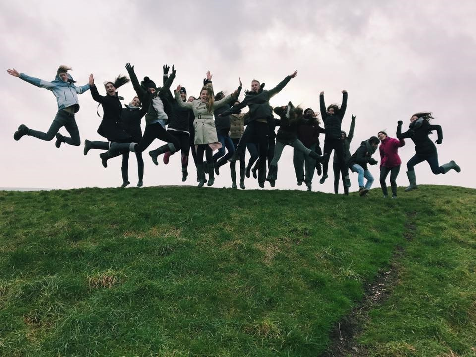 A picture from the NZ Edu Trip