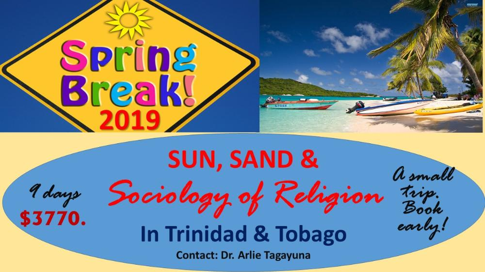 Trinidad and Tobago 2019 Flyer